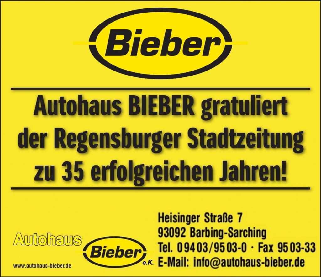 Autohaus Bieber 35 Jahre RSZ