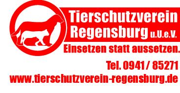 Banner Tierschutzverein Regensburg April 2020