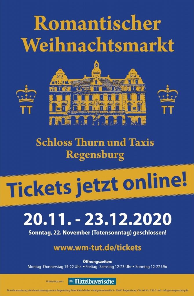 Banner VSR Tickets sichern Oktober 2020