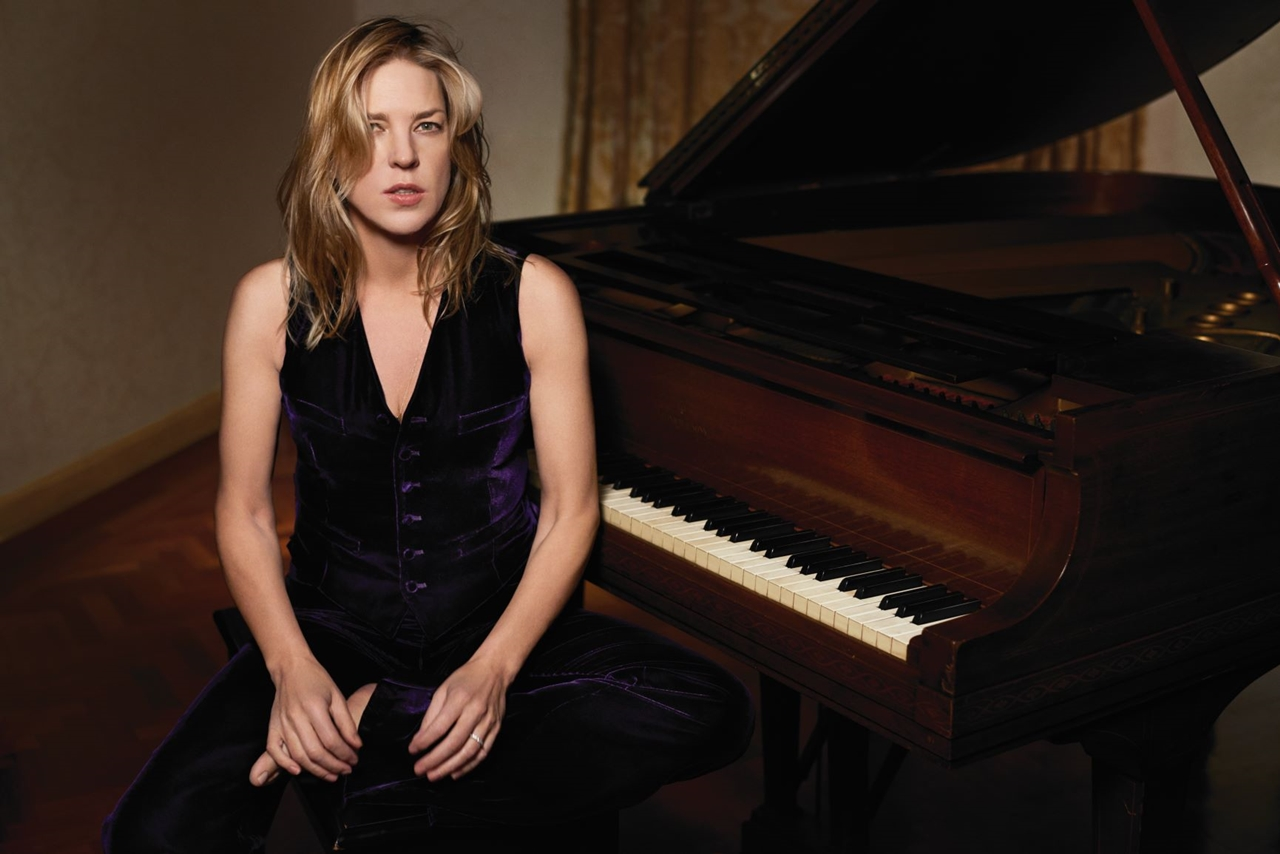 Diana Krall c Mary McCartney