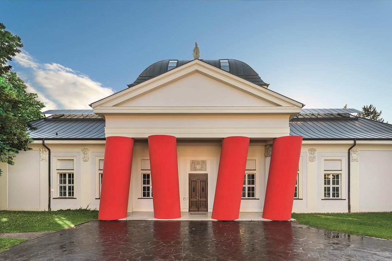 Das Kunstforum Ostdeutsche Galerie hat seine neue Website ...