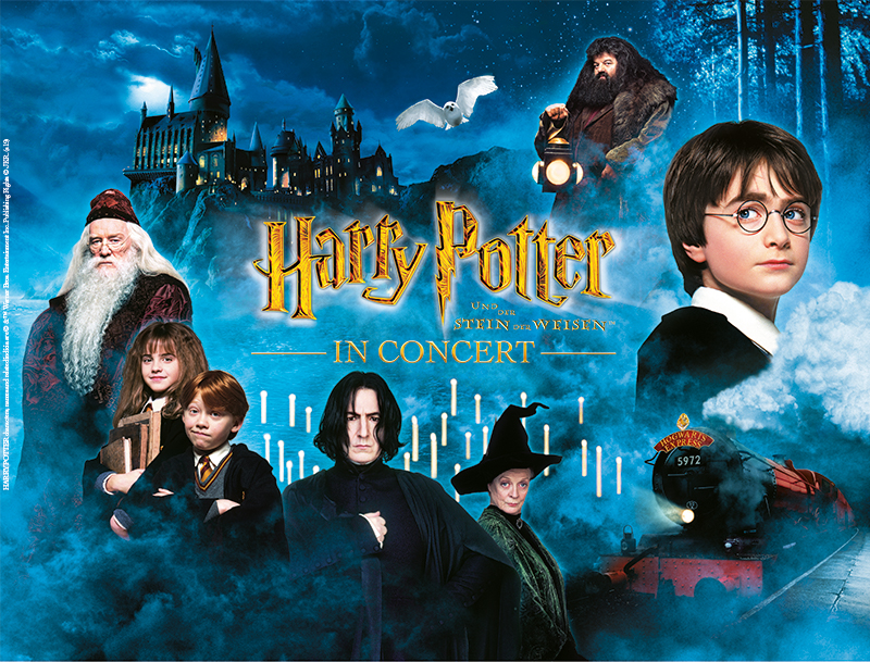 Verlosung | Harry Potter in Concert