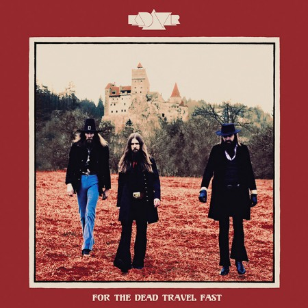 CD-Kritik | Kadavar – For the Dead Travel Fast