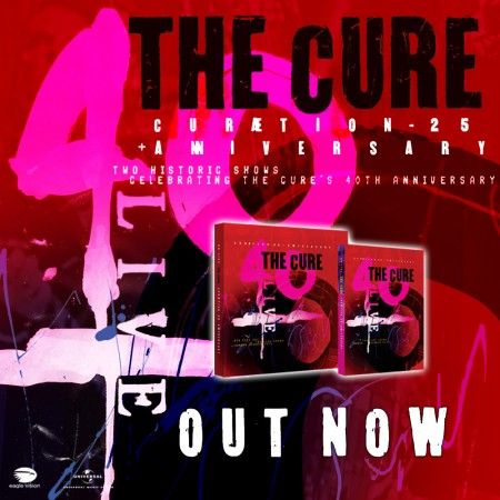 CD-Kritik | The Cure – Anniversary 1978–2018 Live in Hyde Park