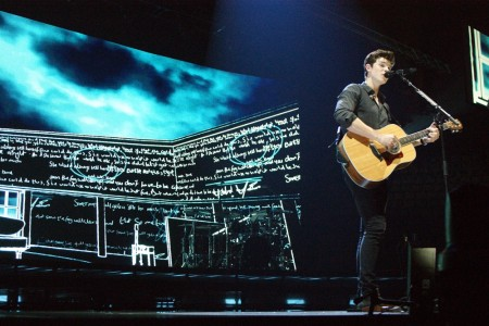 Shawn Mendes live in der Olympiahalle!