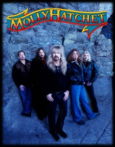 Molly Hatchet auf Tour
