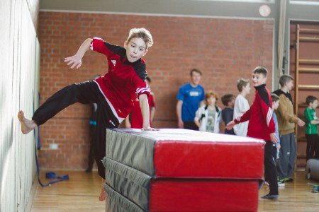 Action-Sportcamp in den Faschingsferien